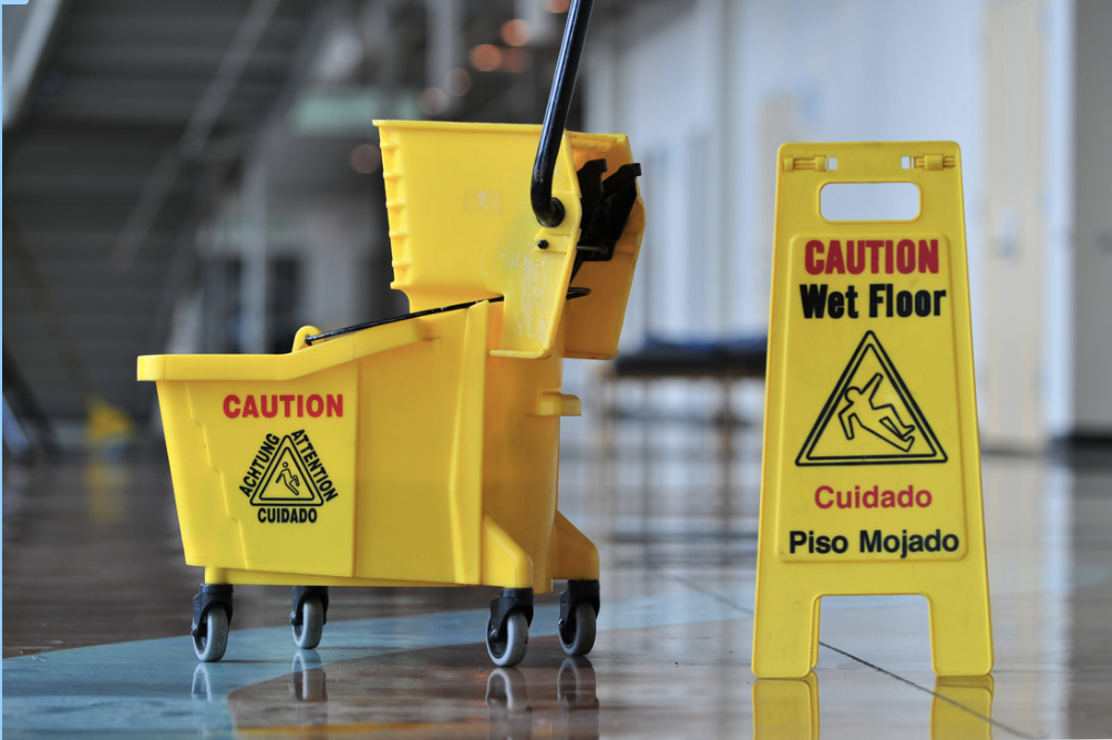 green commercial cleaning services in Cincinnati